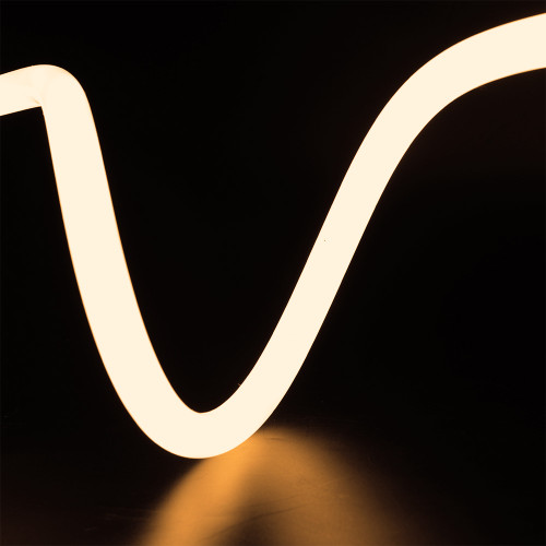 Professional 360 Bend LED Neon Flex, Very Warm White 2700K