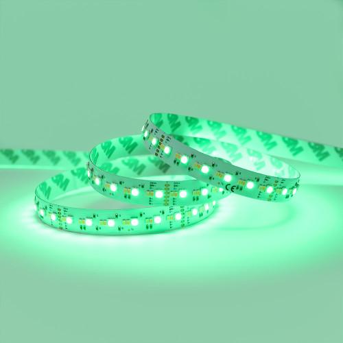 24V Advance Toning Series LED Tape, RGB+2300K to 6500K CCT, CRI >90, 288 LEDs p/m, 19.2w p/m, 5 Metre Reel