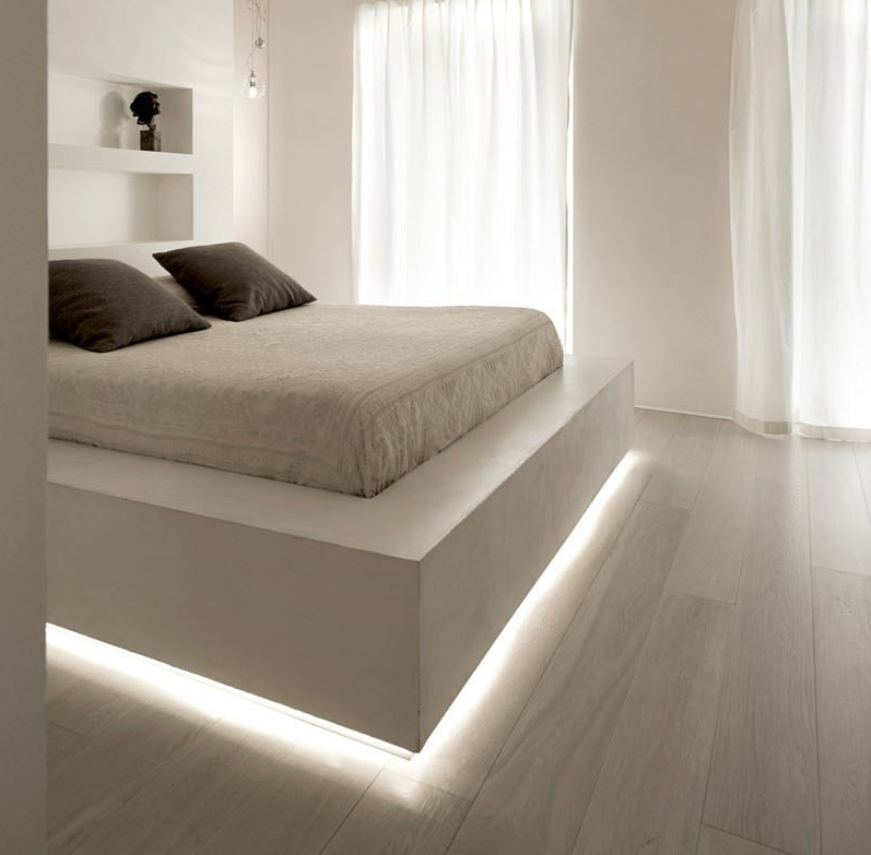 5 Stylish Led Strip Lighting Ideas For Your Home Ultraleds