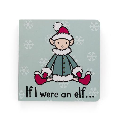 BOOK IF I WERE AN ELF