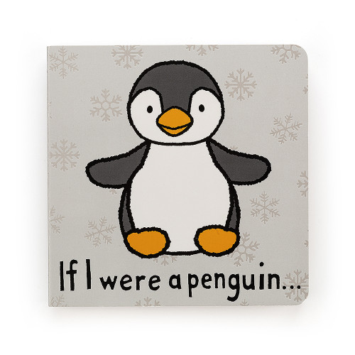 BOOK IF I WERE A PENGUIN