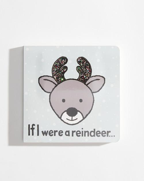 BOOK IF I WERE A REINDEER