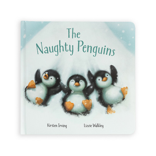 BOOK THE NAUGHTY PENGUINS