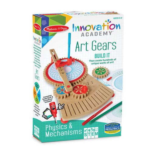 INNOVATON ACADEMY ART GEARS