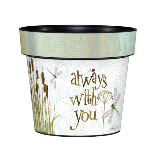 "ART POT 6"" ALWAYS WITH YOU"