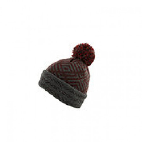 BEANIE CARTER RED 2-7Y