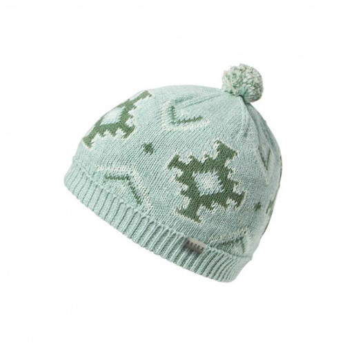 BEANIE CONNOR GREEN 2-7Y
