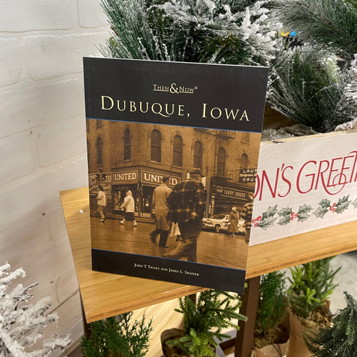 BOOK DUBUQUE IOWA HISTRY