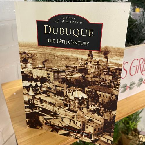 BOOK DUBUQUE 19TH CENTURY