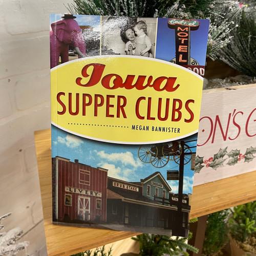 BOOK IOWA SUPPER CLUBS