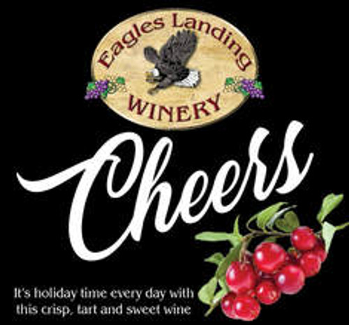 EAGLE'S LANDING WINE - CHRISTMAS CHEERS
