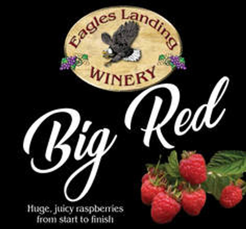 EAGLE'S LANDING WINE - BIG RED WINE