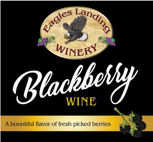 EAGLE'S LANDING - BLACKBERRY WINE
