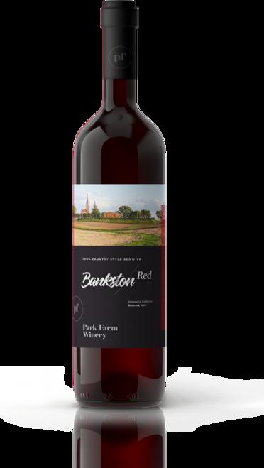 PARK FARM WINE - BANKSTON RED