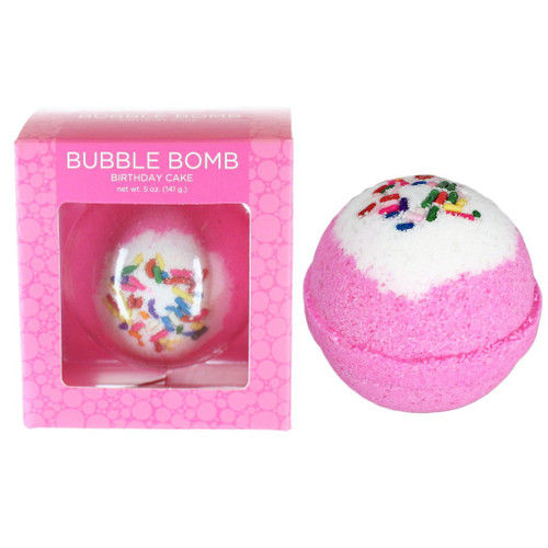 BATH BOMB BIRTHDAY CAKE