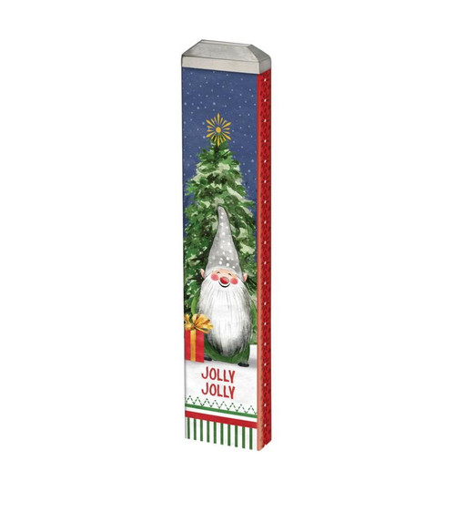 """ART POLE 13"""" JOLLY AND MERRY"""