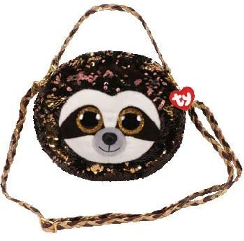 TY Flippable 6 in 1 Bag- Sloth