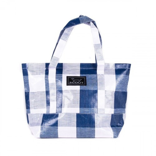 SCOUT TOTEWORTHY - NAVY CHECK