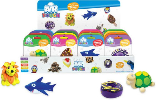 AIR DOUGH - SMALL ASSORTED; STYLES VARY