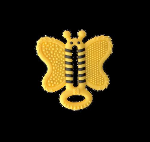 TOOTHBRUSH TEETHER BUMBLEBEE