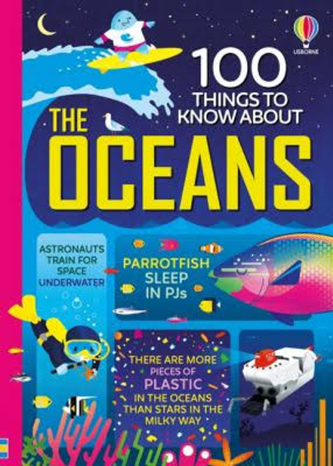 100 THINGS KNOW ABOUT OCEANS