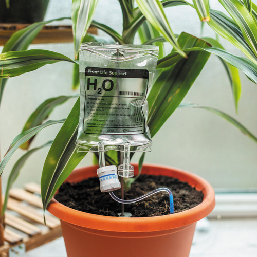PLANT LIFE SUPPORT SELF WATERER