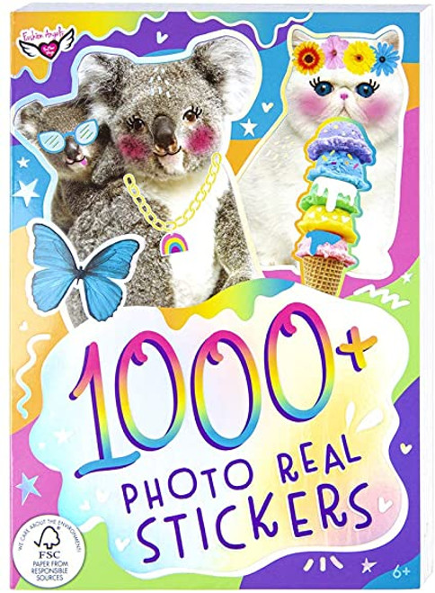 REAL PHOTO STICKERS 1000+
