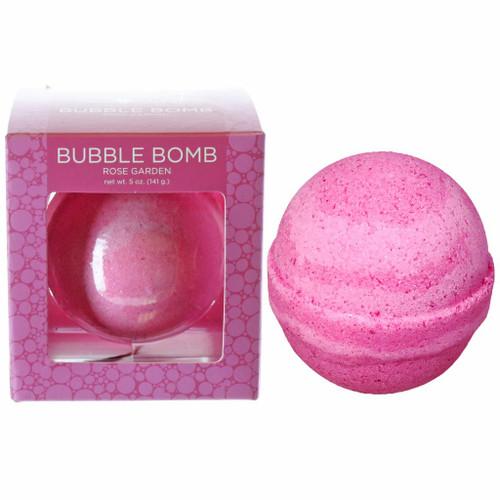BATH BOMB ROSE GARDEN
