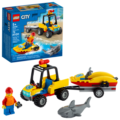 LEGO©  BEACH RESCUE ATV