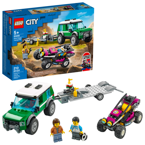LEGO©  RACE BUGGY TRANSPORTER