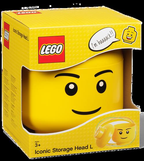 LEGO© LEGO STORAGE HEAD LARGE BOY