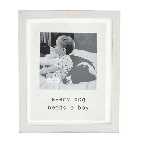 EVERY BOY DOG FRAME