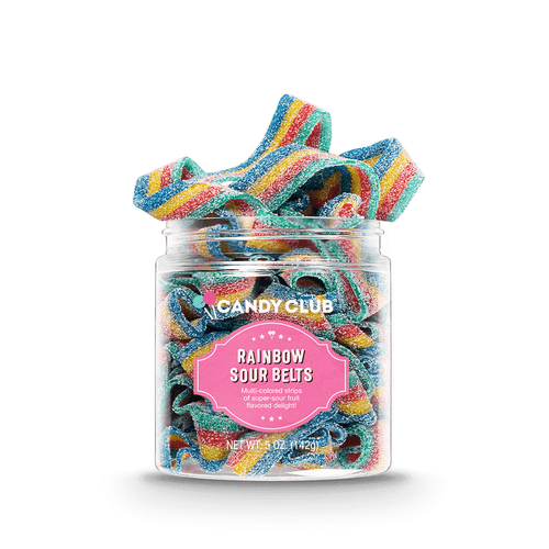 RAINBOW SOUR BELTS SM