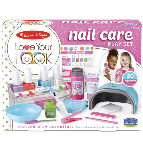 LOVE YOUR NAIL CARE PLAY SET