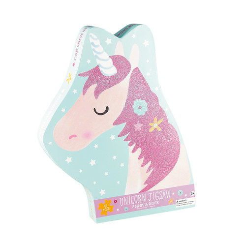 40PC JIGSAW FAIRY UNICORN