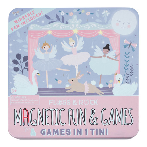 FUN & GAMES TIN - ENCHANTED