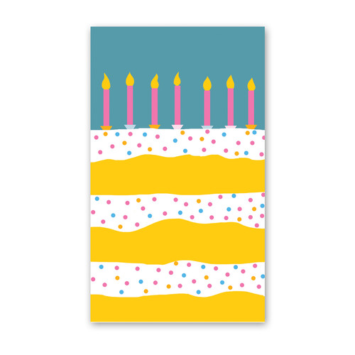 ENCLOSURE CARD BIG LAYER CAKE