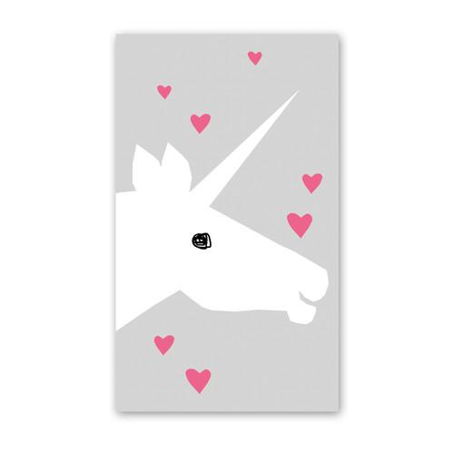 ENCLOSURE CARD UNICORN