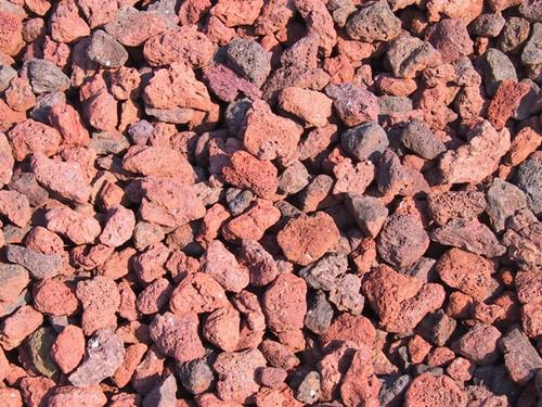 ROCK RED LAVA 1 CU FT
