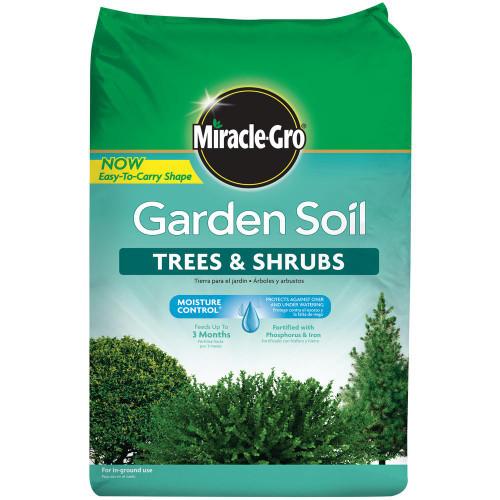 MIRACLE-GRO SOIL TREE & SHRUB 1.5CF