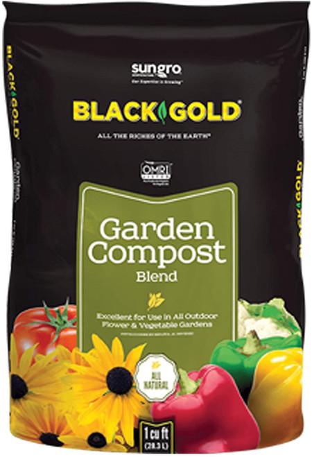 Black Gold Organic Compost 1 cu. ft