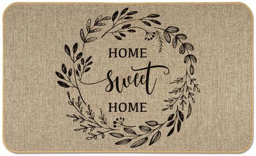 MAT 29.5 X 17.75 HOME SWEET HOME