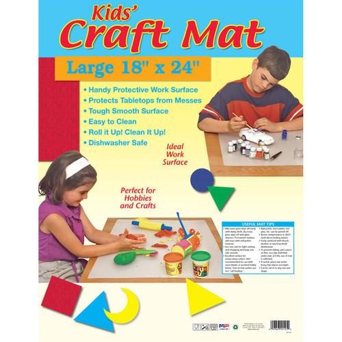"CRAFT MATS KIDS LARGE 24"" X 18"""