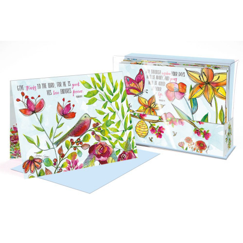 MULTIPLE BLESSINGS ALL OCCASION NOTE CARDS