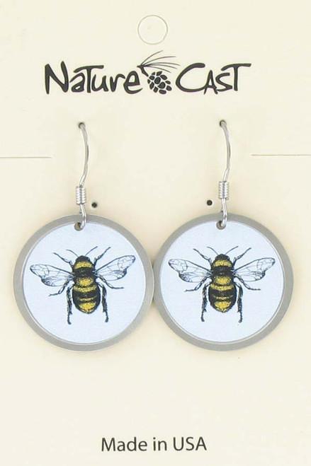 EARRING HONEY BEE