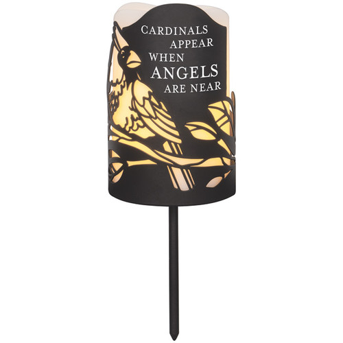 CARDINALS APPEAR CANDLE STAKE