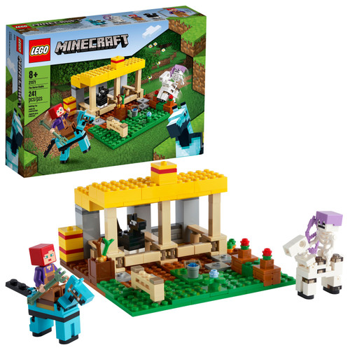 LEGO© MINECRAFT: THE HORSE STABLE