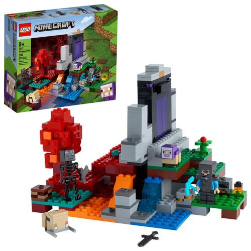LEGO© MINECRAFT: THE RUINED PORTAL