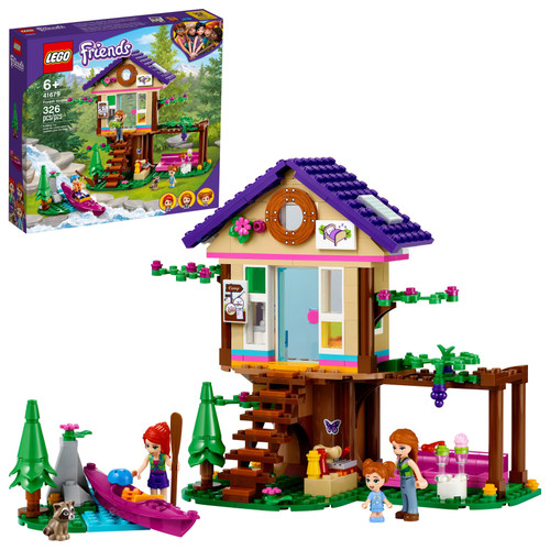 LEGO© FRIENDS: FOREST HOUSE