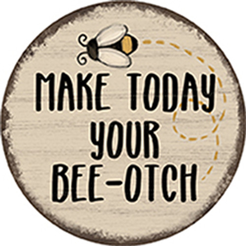 BEE-OTCH CAR COASTER